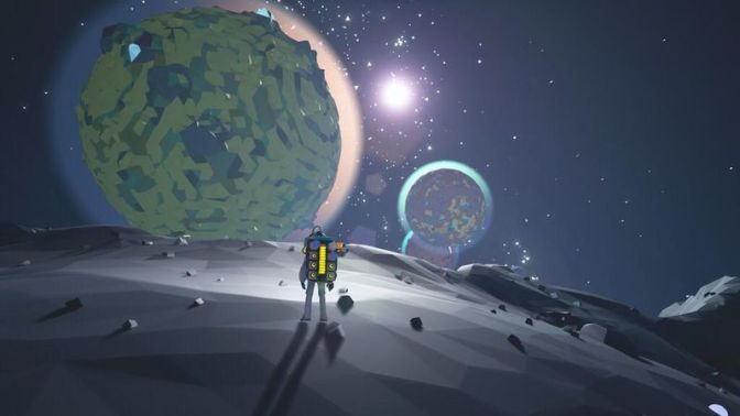 """No Man's Sky Killer"" Astroneer announced for Xbox One"