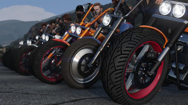 New GTA Online Bikers update announced