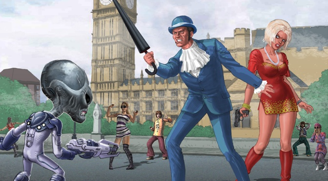 Destroy All Humans! rated for PS4 in Europe