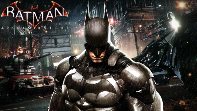 Crazy New Batman: Arkham Knight Statue Unveiled, Is a True Limited Edition