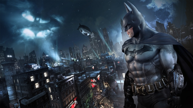 Batman: Return to Arkham confirmed for October