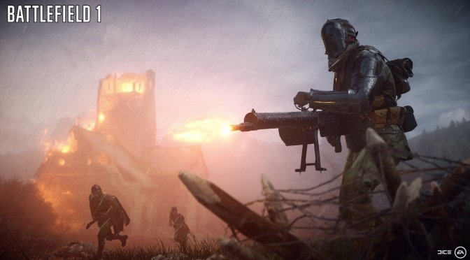 Battlefield 1 Beta draws over 13 Million players — becomes largest beta in EA's history