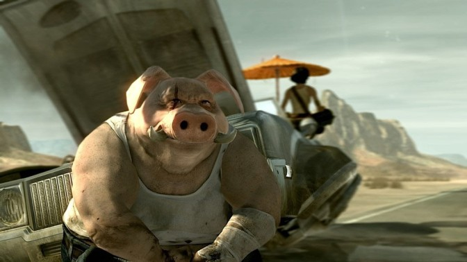 Beyond Good & Evil Director teases fans with the release of some new artwork