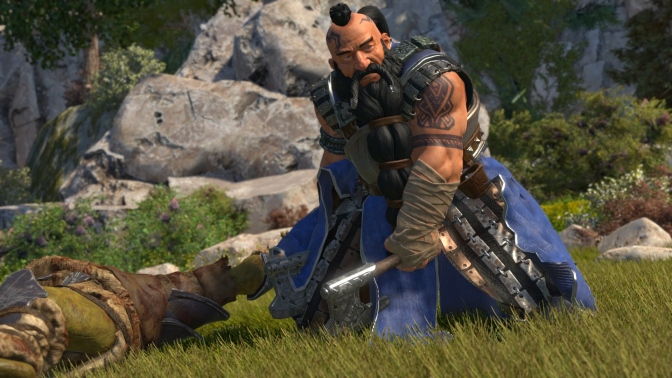 RPG The Dwarves set to release this December, updated beta coming next week