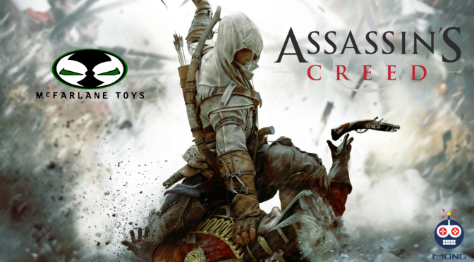 McFarlane Toys' New Assassin's Creed Collectible Looks Killer