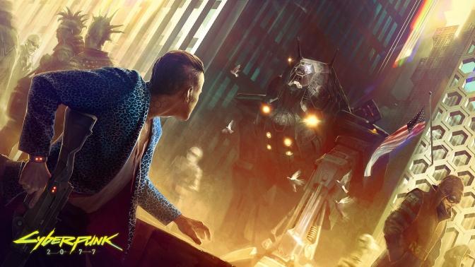 "Cyberpunk 2077 has seamless multiplayer, ""huge living city"""