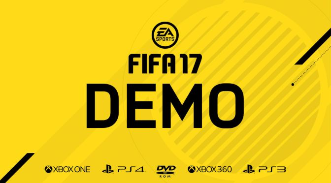 Free FIFA 17 Demo release date revealed