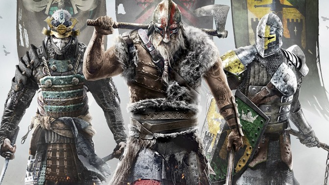 "For Honor campaign will offer a ""full story"""