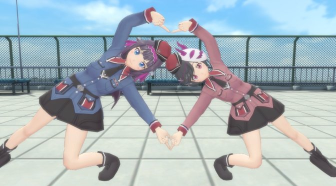 Gal Gun: Double Peace Spreads the Love With PC Release