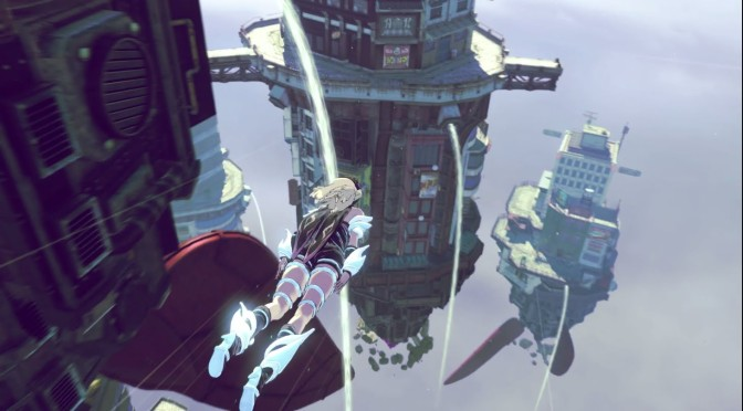Kat Sings and Soars to New Heights in Gravity Rush 2 TGS Trailer