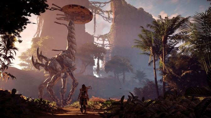 Guerrilla Games cancelled work on a second project to focus on Horizon: Zero Dawn