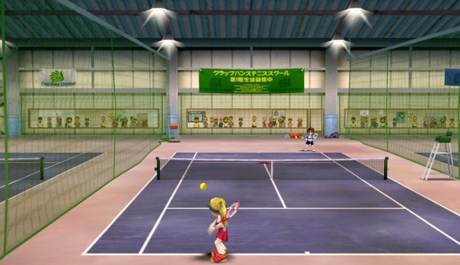 PS2's Hot Shots Tennis heading to PS4