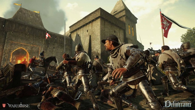 Kingdom Come: Deliverance to be published by Deep Silver