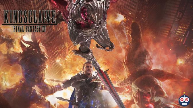 Kingsglaive: Final Fantasy XV Review
