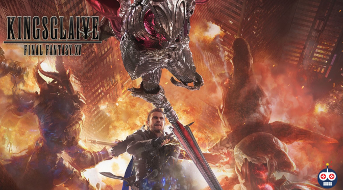 Kingsglaive: Final Fantasy XV Review