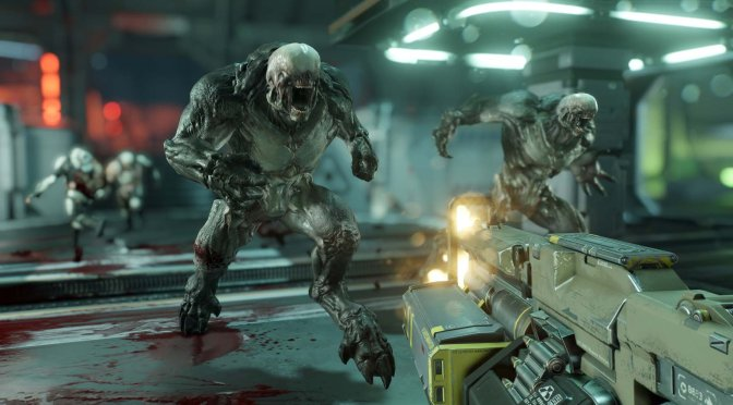 Bethesda's Hines 'surprised' by how much people liked DOOM's single-player