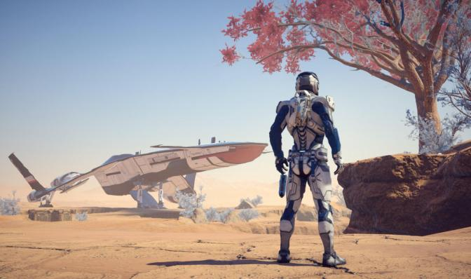 Intertwining narrative with an open-world has been the biggest challenge for Mass Effect Andromeda says BioWare