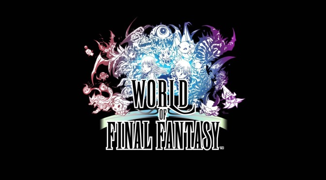 World of Final Fantasy Exclusive Content