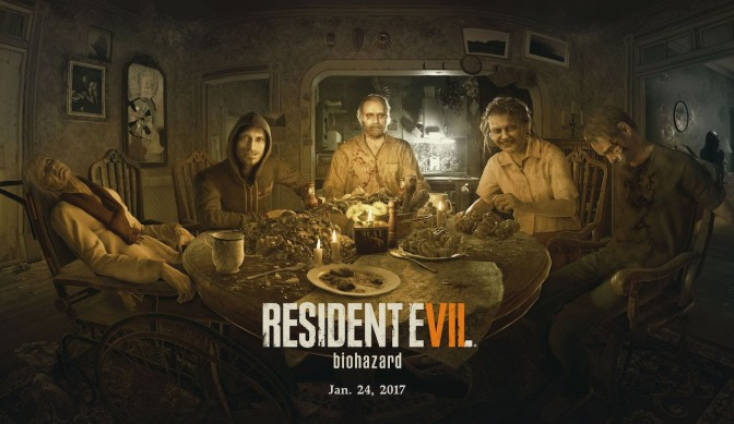 Regenerating Enemy, Familiar Health System Revealed for Resident Evil 7