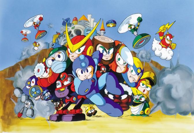Retro Grade: Mega Man 2