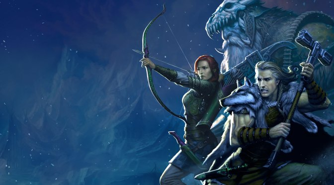 Neverwinter: Storm King's Thunder coming October 18th to PS4, Xbox One, and PC