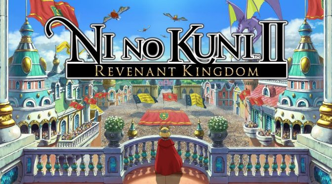 Level-5 provides new Ni no Kuni II details