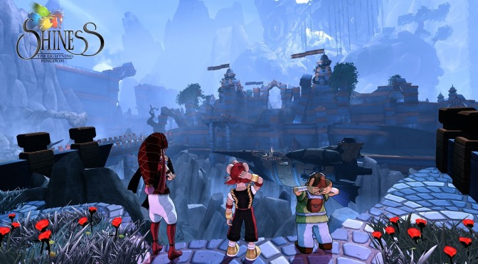 Shiness: The Lightning Kingdom gets December release date