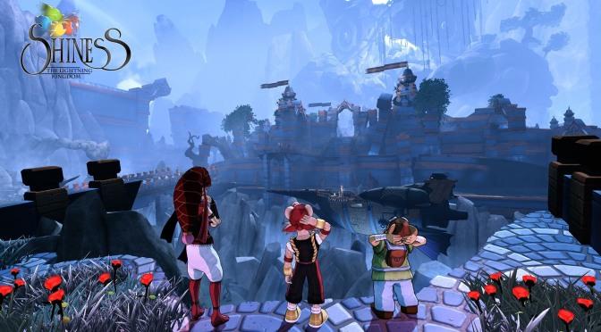 Shiness: The Lightning Kingdom gets December release date
