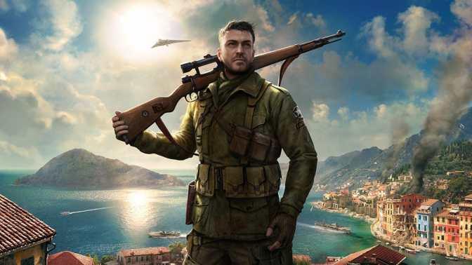 Sniper Elite 4 gets debut gameplay trailer, teases bonus pre-order mission