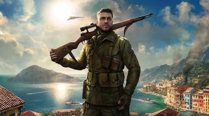 Sniper Elite 4 gets debut gameplay trailer, teases bonus pre-order mission