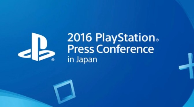 Sony Pre-Tokyo Game Show Conference Recap