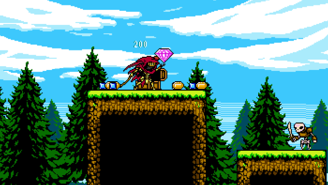 Shovel Knight's second expansion will launch in Spring 2017