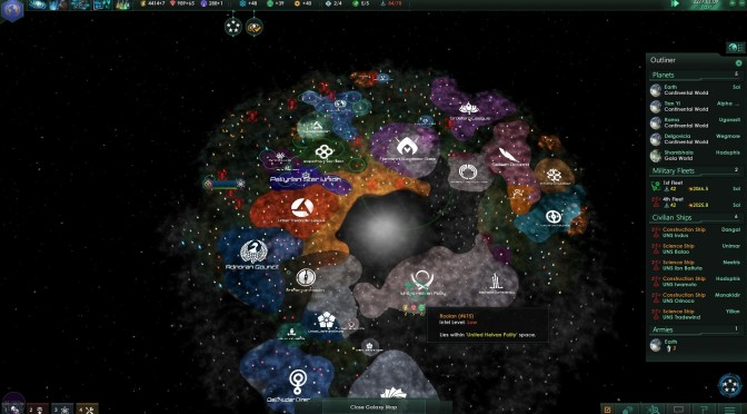 "Stellaris' expansion ""Leviathans"" announced"