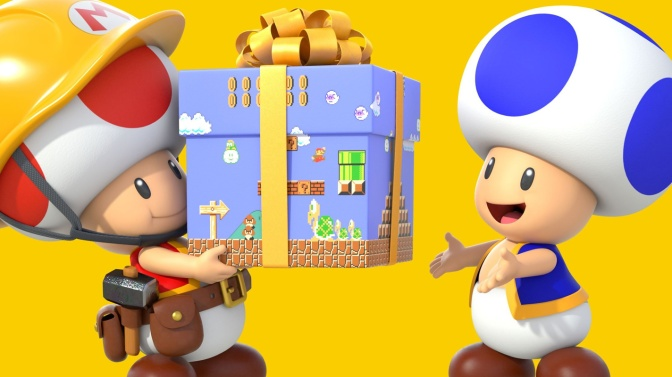 Super Mario Maker on 3DS will only be playable in 2D