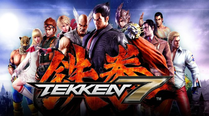 Tekken 7 Brings the Fighting Action in TGS Trailer