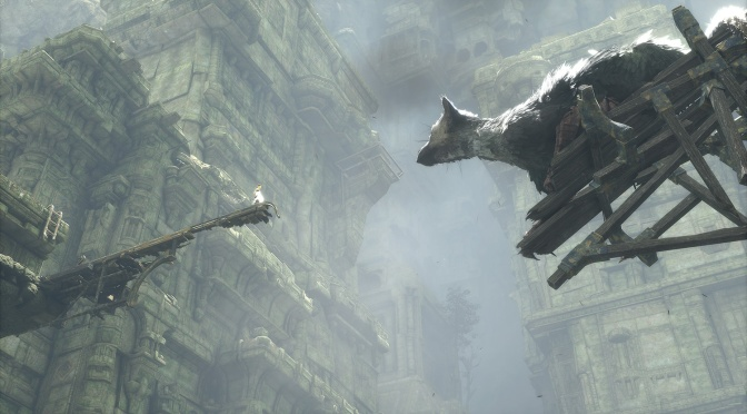 The Last Guardian delayed to December 6th