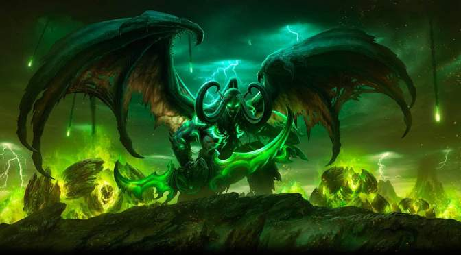 "Concurrent player numbers in World of Warcraft are ""highest they've been in several years"" thanks to Legion"