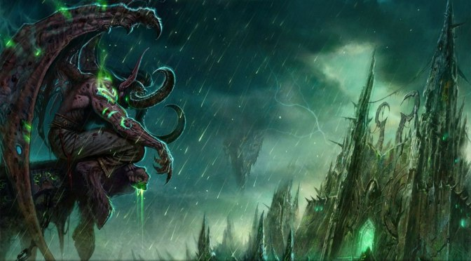 World of Warcraft: Legion sells 3.3 Million copies at launch