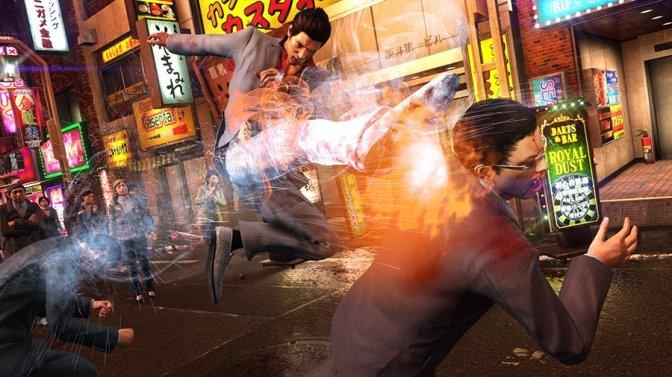 Yakuza 6 won't have any loading screens