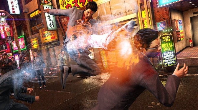 Yakuza 6 won't have any loading screens