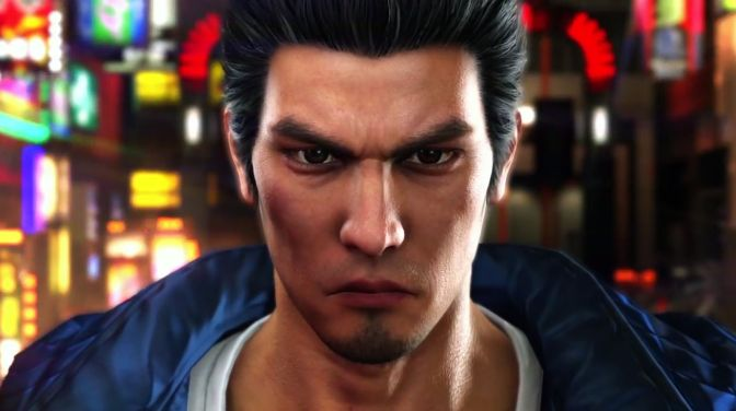 You can chat with cam girls and play Virtua Fighter 5 in Yakuza 6