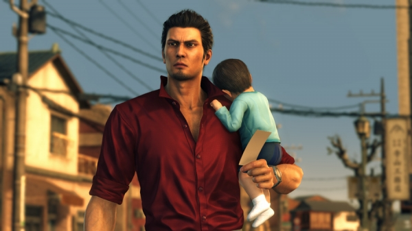 Yakuza 6 gets loads of new details about prologue, clan creator, gym, and smartphone usage