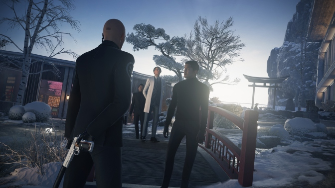 Hitman Season One Finale Release Date Revealed