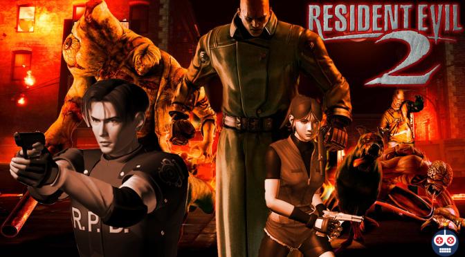 Retro Grade: Resident Evil 2