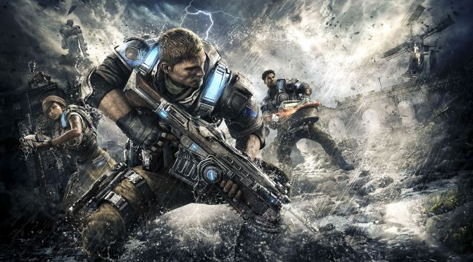 Gears of War Movie in Development