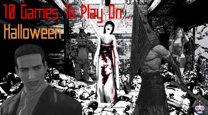 10 Horror Games to Play on Halloween