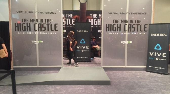 Man in the High Castle VR Experience Impressions – NYCC 2016