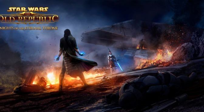The Dark Side Seduces in Knights of the Eternal Throne Trailer for Star Wars: The Old Republic