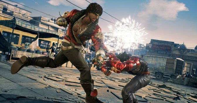 Tekken 7 Welcomes Miguel to the Fighting Roster