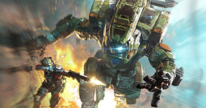 Go Bang, Bang, in Titanfall 2 Launch Trailer